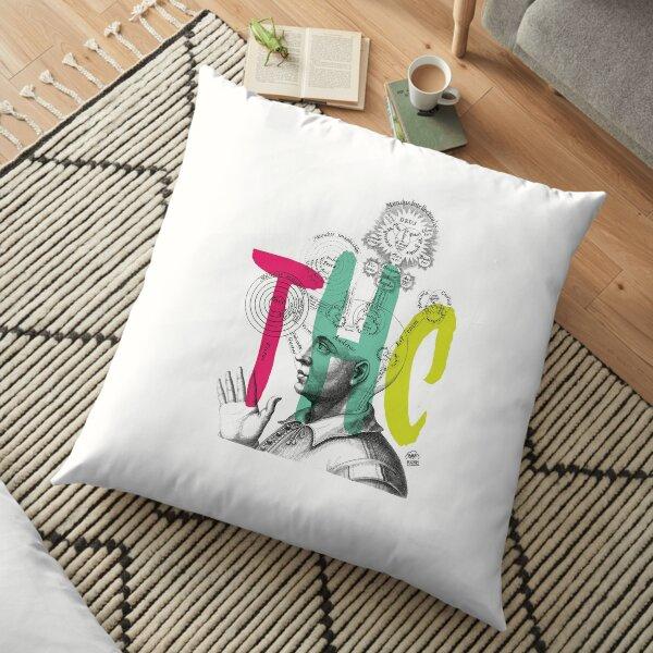 THC Minds Floor Pillow