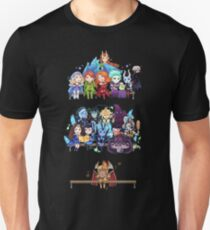 Dota 2 Heroes T-Shirt