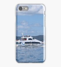 All aboard for a trip around the Bay of Islands........! iPhone Case/Skin
