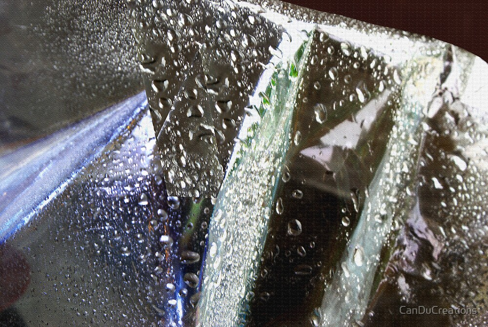 Raindrops keep falling by CanDuCreations