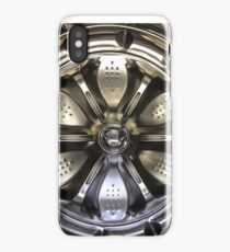Abstract Metal iPhone Case