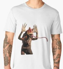 Jar Jar Binks Men's Premium T-Shirt