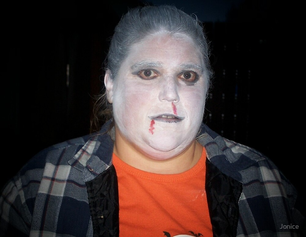 Self Halloween Photo by Jonice
