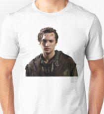 John Murphy from The 100 - Painted Effect T-Shirt