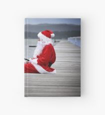 Merry Christmas from the Jetty Hardcover Journal