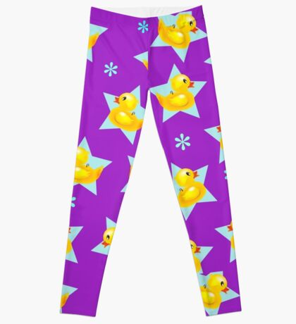 Duck Soup and Croutons Leggings