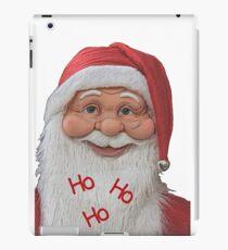 Ho Ho Ho Santa iPad Case/Skin