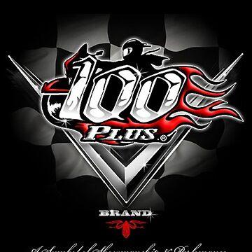 100plus II by MegatronLuva