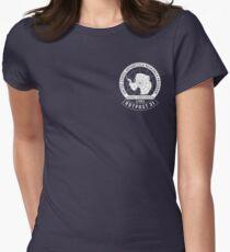 Outpost 31 - Pocket Emblem Tailliertes T-Shirt für Frauen