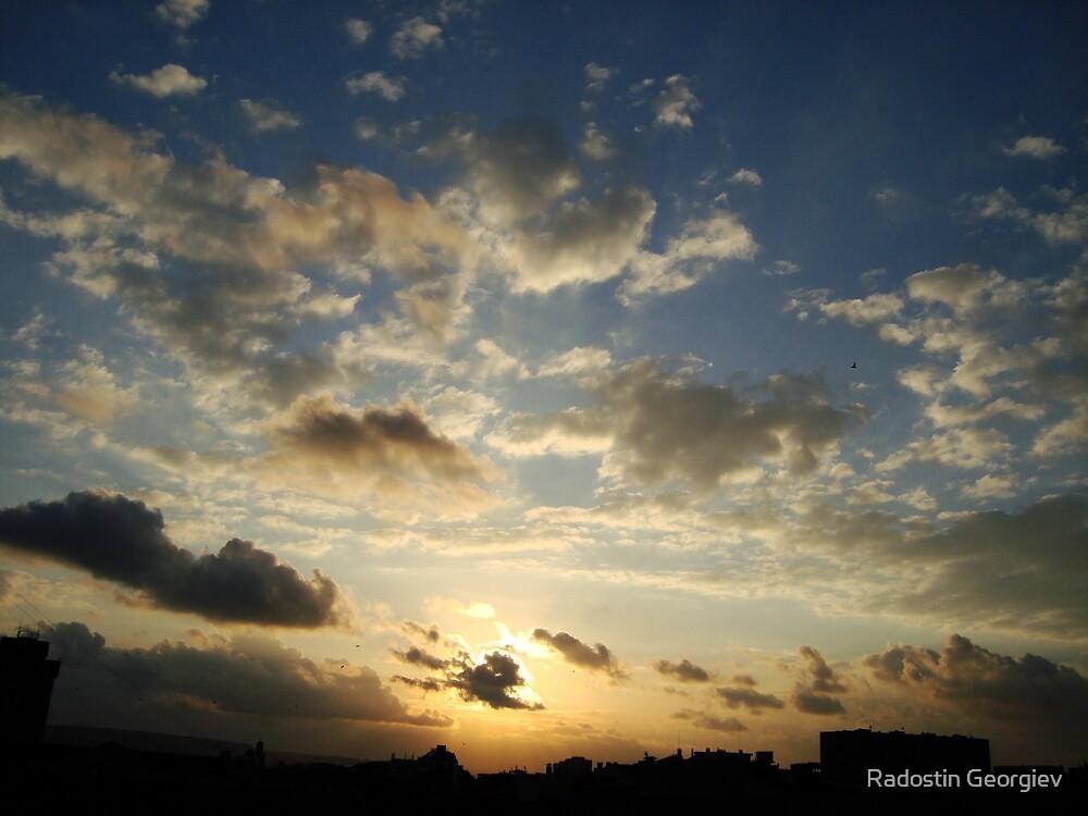 At Sunset by Radostin Georgiev