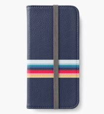 Simply Striped iPhone Wallet/Case/Skin