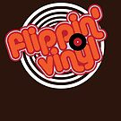 Flippin' Vinyl by modernistdesign