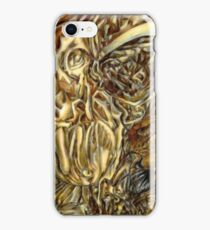Dystopic Dualism iPhone Case/Skin