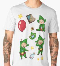 happy fairy dude Men's Premium T-Shirt