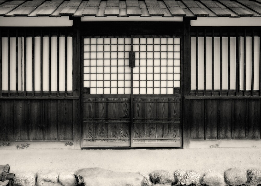 Takayama Outbuilding by Miko Coffey