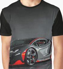 Lamborghini Centenario Graphic T-Shirt
