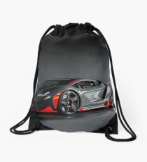Lamborghini Centenario Drawstring Bag