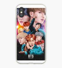 BTS DNA Fan Art iPhone Case