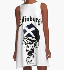 Edinburgh A-Line Dress