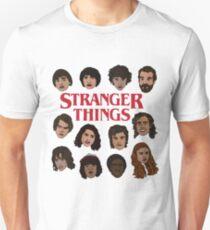 Stranger Things 2 Crew Unisex T-Shirt