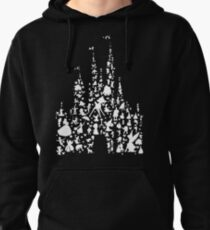 Happiest Castle On Earth Inverted Pullover Hoodie