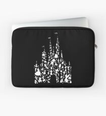 Happiest Castle On Earth Inverted Laptop Sleeve