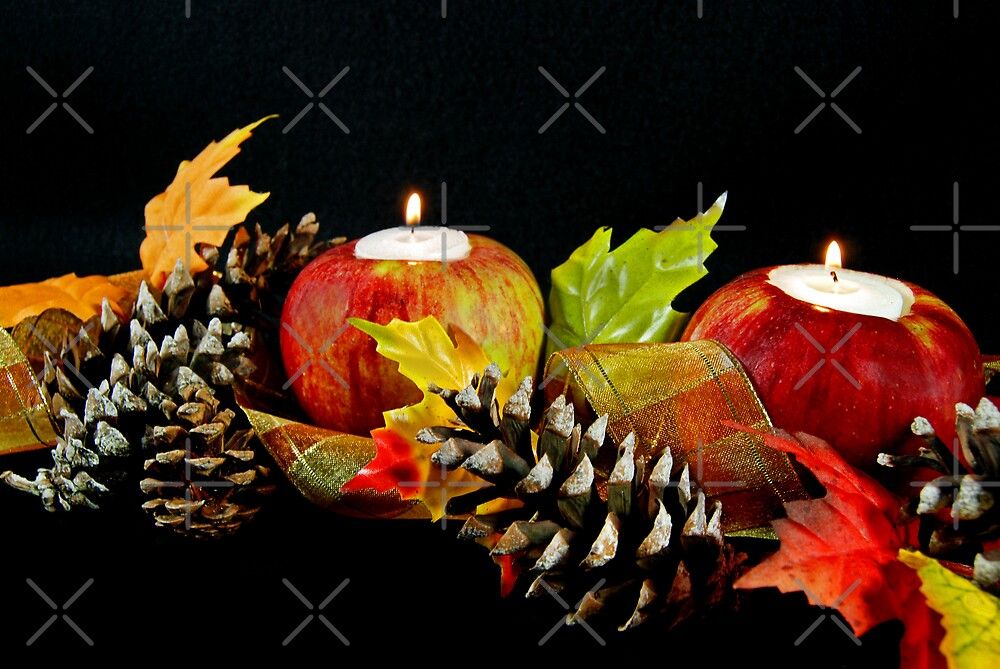 Apple Ambiance by Maria Dryfhout