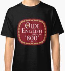 Olde English brand 800 T Shirt Classic T-Shirt