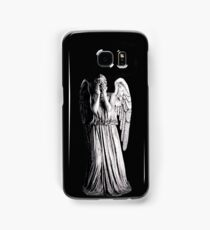 Weeping Angel - Don't Blink Samsung Galaxy Case/Skin