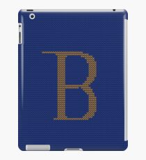 Smart Wizard Sweater - B iPad Case/Skin