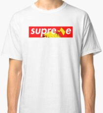 Supreme Pikachu Classic T-Shirt