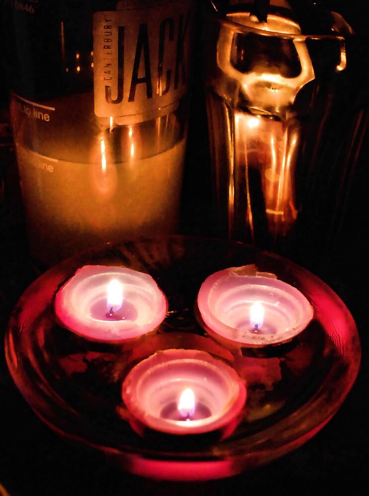 Candles #1 by Martin Kirkwood (photos)