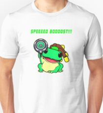 More Speed Booster Unisex T-Shirt