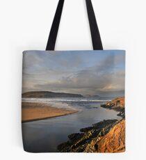 January Bay Tote Bag