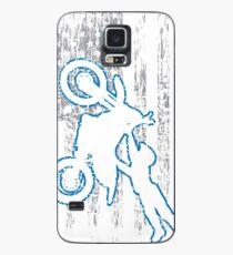 Motocross USA Dirt Bike Case/Skin for Samsung Galaxy