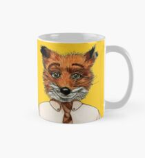 Mr. and Mrs. Fox Mug