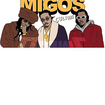Migos by metroboomin