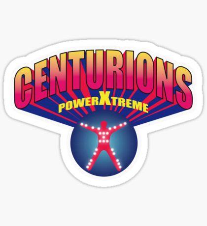 Centurions Sticker
