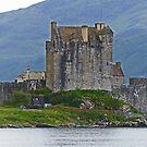 Eilean Donan Castle by Margaret  Hyde