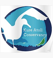 Kure Atoll Conservancy Poster