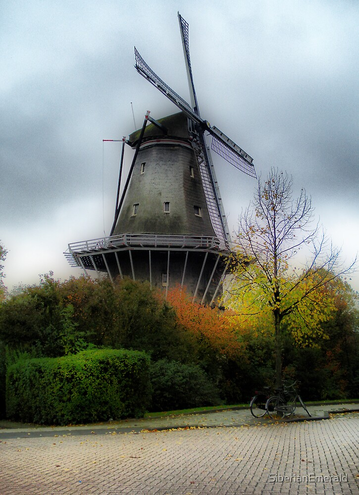 Amsterdam by SiberianEmerald