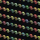 Chameleons by Matt Mawson