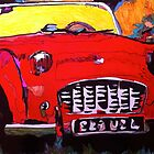 LITTLE RED TRIUMPH by OZONEGALLERY