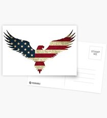 Bald Eagle- America Postcards