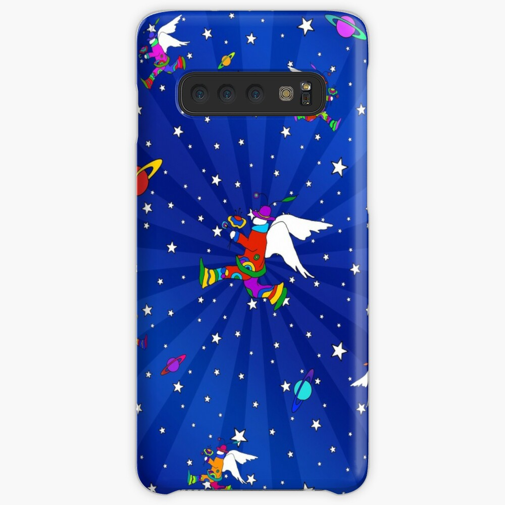 Angel Dudes Starry Night Case & Skin for Samsung Galaxy