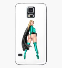 Super Mia Malkova ( Teal )© XERACX Case/Skin for Samsung Galaxy