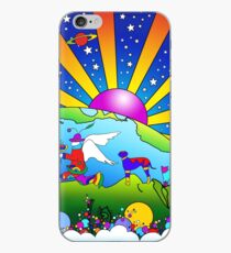 Cosmic Pet World iPhone Case