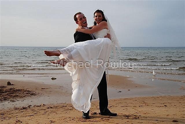 The Happy Couple by Michael Rowley