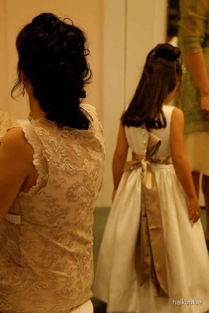 Mommy's Wedding Day 2 by haikublue