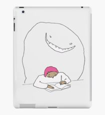 Notebook Monster iPad Case/Skin